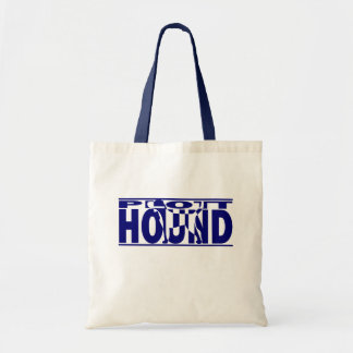 Plott Hound Silhouette Tote Bag