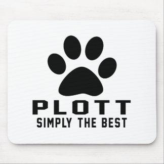 Plott Simply the best Mousepads