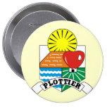 Plottier, la Argentina Pins