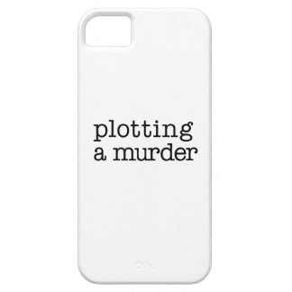 Plotting a murder iPhone case
