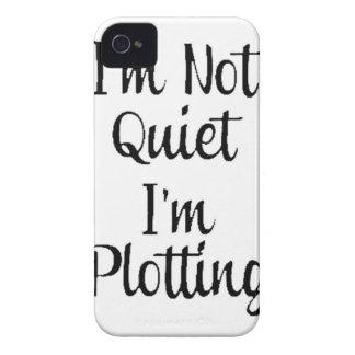 Plotting Case-Mate iPhone 4 Cases