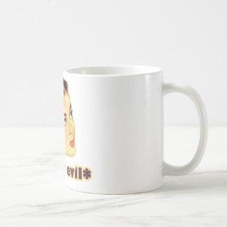 Plotting Evil Coffee Mug