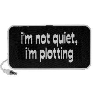 Plotting Portable Speaker