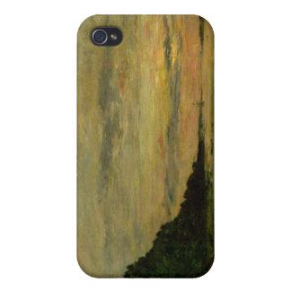 Plougastel-Daoulas, c.1870-73 (aceite en lona) iPhone 4/4S Carcasas