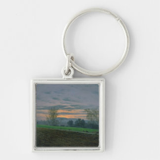 Ploughed Field, c.1830 Keychains