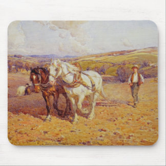 Ploughing Mouse Pad