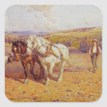 Ploughing Stickers