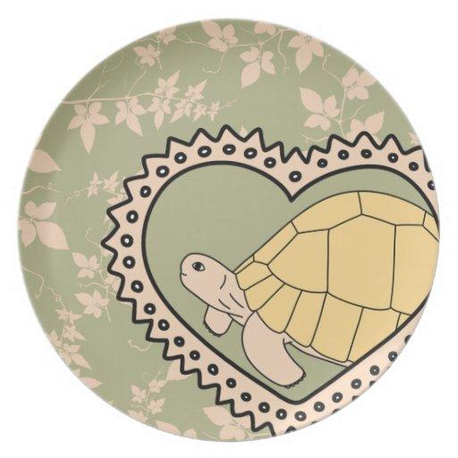 Ploughshare Tortoise Plate