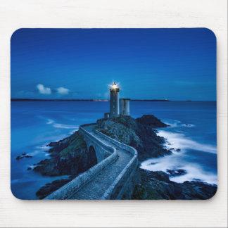 Plouzane, France, Lighthouse Mouse Pad