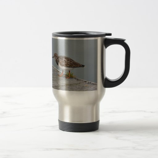 Plover In A Harbour Mug