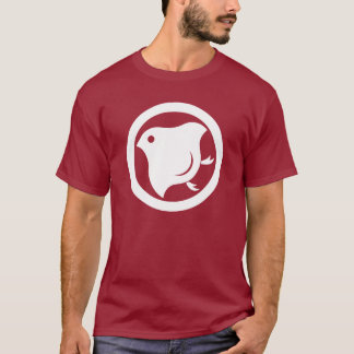 Plover in circle T-Shirt