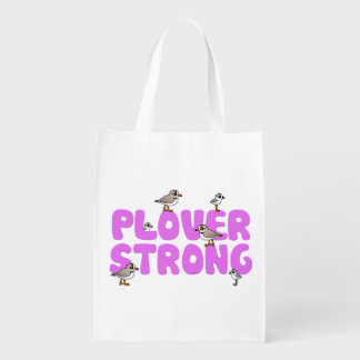 Plover Strong Reusable Grocery Bag