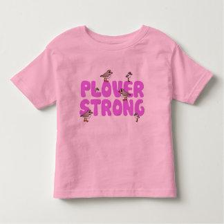 Plover Strong Toddler T-shirt