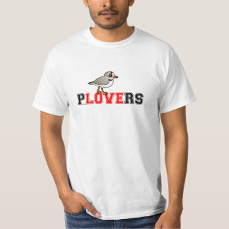 Plovers Love T-Shirt