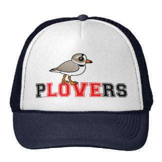 Plovers Love Trucker Hat