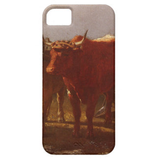 Plowing by Constant Troyon iPhone SE/5/5s Case