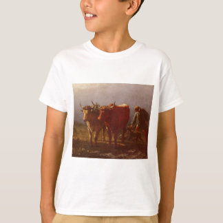 Plowing by Constant Troyon T-Shirt
