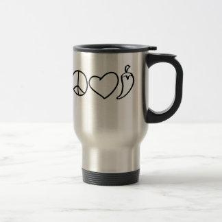PLP $23.95 Stainless Steel Travel Mug