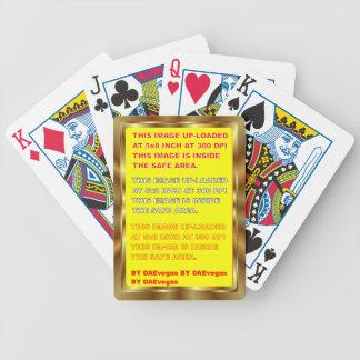 Plse de las notas de la opinión de color de la pla barajas de cartas
