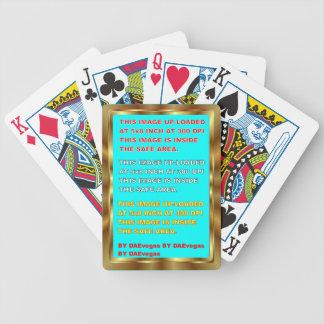Plse de las notas de la opinión de color de la pla baraja de cartas