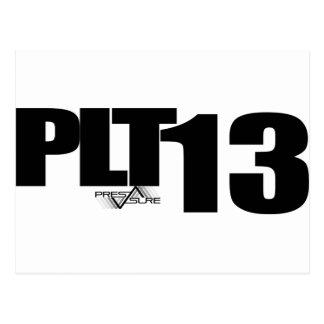 PLT13 TARJETA POSTAL