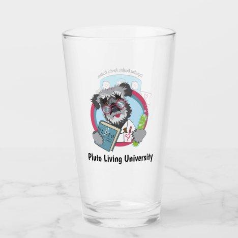 PLU Happy Hour Glass