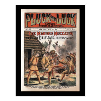 Pluck and Luck Complete Stories 1907 Postcard