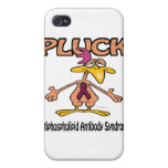 Pluck Antiphospholipid Antibody Syndrome Cases For iPhone 4