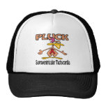 Pluck Supraventricular Tachycardia Mesh Hats