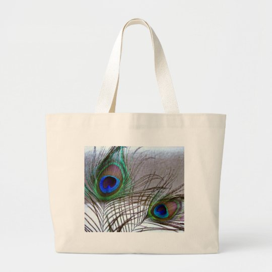 Plucked From Life Large Tote Bag