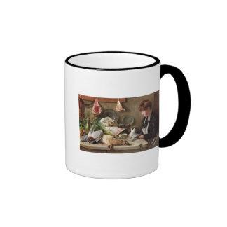 Plucking the Pigeon Coffee Mug