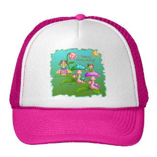 Plucky Ducks Pixel Art Trucker Hat