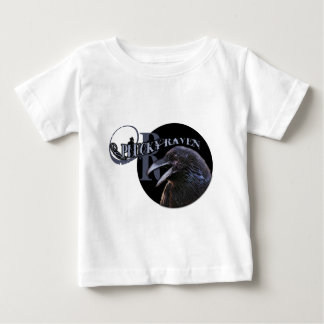 Plucky Raven Baby T-Shirt
