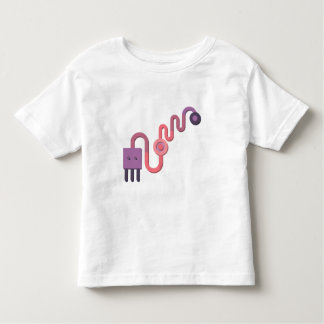 Plug and Lead Toddler T-shirt