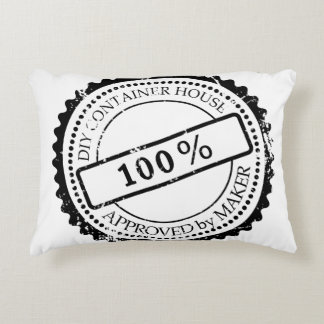 Plug Approved by Maker Accent Pillow