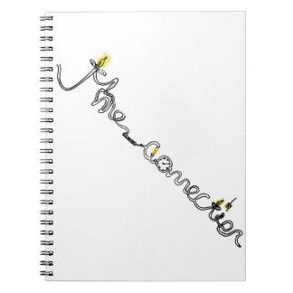 Plug In! Spiral Note Books