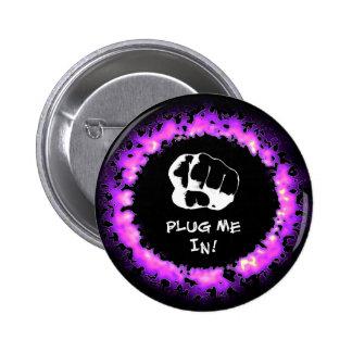 Plug Me In! - Pink Pins