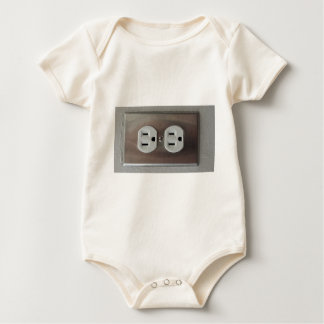 Plug Outlet Baby Creeper