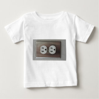 Plug Outlet Baby T-Shirt