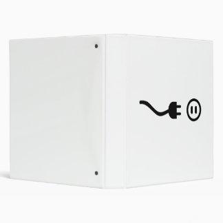 Plug outlet binders