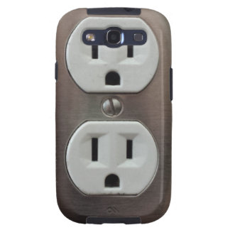 Plug Outlet Samsung Galaxy S3 Cover