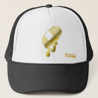 PLUGG Gold Trucker Hat