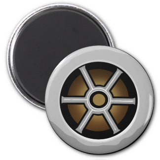 Plughole 2 Inch Round Magnet