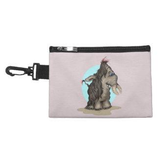 PLUM ALIEN MONSTER Clip On Accessory Bag