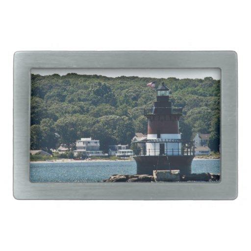 Plum Beach Lighthouse Belt Buckle