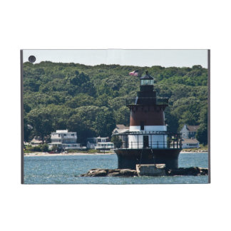 Plum Beach Lighthouse Case For iPad Mini