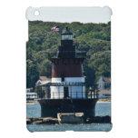 Plum Beach Lighthouse iPad Mini Cases