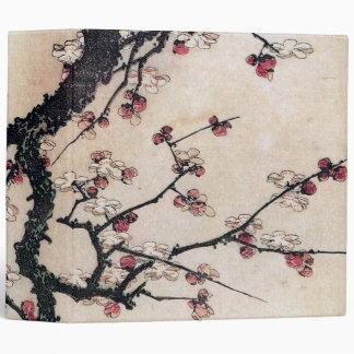Plum Blossoms and the Moon, Hokusai Binder