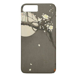Plum Blossoms at Night by Ohara Koson Vintage iPhone 8 Plus/7 Plus Case
