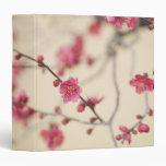 Plum Blossoms Binder
